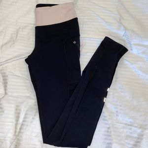 Women's Lululemon running tights
